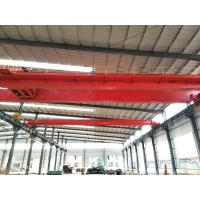 Buy cheap 10 Ton Double Girder Electric Overhead Travelling Bridge Crane from wholesalers