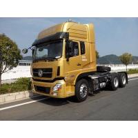 Buy cheap 6x4 Drive Mode Used Tractor Truck DONGFENG Brand Euro III Emission Standard from wholesalers