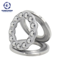 Buy cheap Axial 51213M Single Direction Thrust Ball Bearing 65*100*27mm from wholesalers