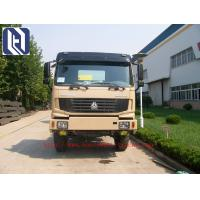 China SINOTRUK Howo 6X2 Prime Mover Truck in Black , Unloading Trucks , Color Can Be Selected on sale