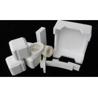 Buy cheap Wear Resistant Corundum Refractory Ceramic Board / Tube For Building Materials from wholesalers