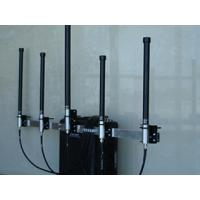 Wholesale Mobility 25Mhz-3800Mhz Tactical Jammer , VHF UHF High Power Signal Jammer 350W from china suppliers