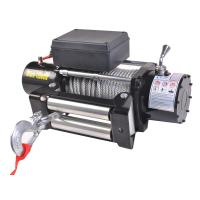 Wholesale 12000lbs 12V New Electric Winch from china suppliers