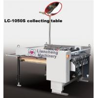 Buy cheap LC-800S/1050S full Automatic Stacker/Stacking machine/Stacker machinery collection machine device from wholesalers