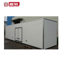 Buy cheap 2 Wings Opening Hinged Door Refrigerated Truck Bodies from wholesalers