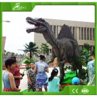 Buy cheap Kawah Amusement Kids Attraction Mechanical animal for Dino Park from wholesalers