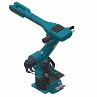 Buy cheap 1.5 M/S--1.2 M/S Tip Speed 6 Axis Industrial Robot Customized Color product