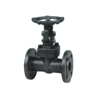 Buy cheap API 602 BS5352 ASME B16.34 Metal Seated Forged Gate Valve from wholesalers
