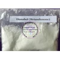 Buy cheap Supply Dianabol  Dbol Methandienone Oral Anabolic Steroids Pharmaceutical Powder from wholesalers
