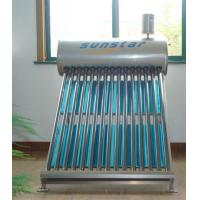 Buy cheap solar evacuated tube water heater from wholesalers