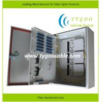 Buy cheap Water Proof Fiber Distribution Box , Wall Mounted Cold Rolled Steel Body from wholesalers