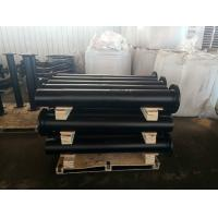 Buy cheap Water Double Flanged Ductile Iron Pipe or Double Flanged Ductile Iron Pipe with puddle flange Spraying Zinc from wholesalers