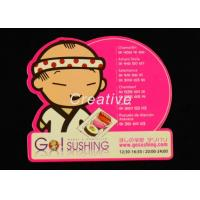 Buy cheap Custom Printed Fridge Magnets , Sticker Paper Fridge Decoration Magnets from wholesalers