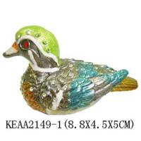 Buy cheap Duck Jewelry Box from wholesalers