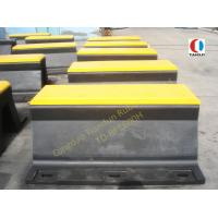 Wholesale Arch Anticollision Boat Rubber Fender , 600H PIANC Rubber Dock Fender from china suppliers