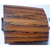 Buy cheap Highly scratch-resistant PVC flooring adaptation,P shaped,for floor 8MM,Morser wood grain. from wholesalers