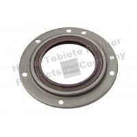 Buy cheap High Speed Rotary Shaft Seals 100*125*12mm  With Plate NBR Material Crankshaft Oil Seal for Truck from wholesalers