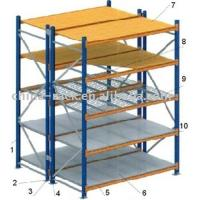 Buy cheap Heavy duty pallet racking from wholesalers