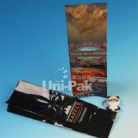 Buy cheap Aluminum Foil Stand Up Coffee Pouch With One Way Degassing Valve Heat Sealed with Tear Notch from wholesalers