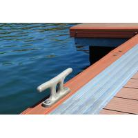 Buy cheap Heavy Duty Ship Mooring Cleats , Stainless Steel Boat Mooring Dock Cleats from wholesalers