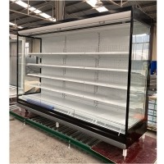 Buy cheap Supermarket vegetable chiller refrigerator Multi-deck Open fruit display chiller from wholesalers