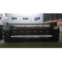 Buy cheap All In One Advertising Flag Fabric Digital Printing Machine Compatible Windows XP from wholesalers