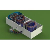 Buy cheap Automatic Hamburger Production Line For Buns Bread Making / Braking from wholesalers