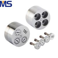 Buy cheap Standard Thread Mold Date Inserts For Precision Ejection Mould Parts from wholesalers