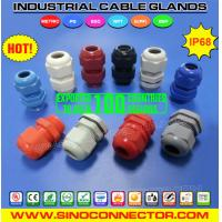 Buy cheap PG Type Cable Gland Plastic (Nylon / Polyamide) IP68 / IP69K from wholesalers