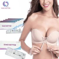 Buy cheap 10CC HA Breast Augmentation Fillers Long Duration Dermal Fillers For Forehead Lines from wholesalers