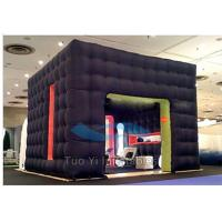 Wholesale Airtight Inflatable Photo Booth / PVC Tarpaulin Party Photo Booth Tent from china suppliers