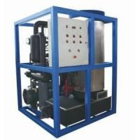 3T 5T 10T 20T 25T Industrial Tube Ice Making Machine For Poultry / Vegetable Manufactures