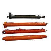 Buy cheap Boom Forklift Hydraulic Cylinder / Hydraulic Piston Cylinder For Cranes from wholesalers