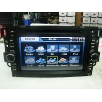 Buy cheap Car Dual Zone GPS DVD Bluetooth Player with FM / AM / RDS for Chevrolet Epica / Lova from wholesalers