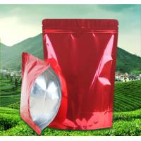 Wholesale Resealable Aluminum Foil Stand Up Pouch UV Coating Customized Size from china suppliers