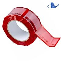 Buy cheap Partial Transfer Security VOID Tape For Courier Service / Banks /  Retailers from wholesalers