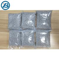Buy cheap Silver White 99.99% Magnesium Bead  / Water Treatment Pellets CE SGS from wholesalers