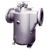 Buy cheap Steam Jacketed Simplex Basket Strainer , Carbon Steel Strainer B16.34 Blue Type Filter from wholesalers