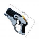 Buy cheap Polyurethane Foam Mercy Caduceus Blaster Gun Injection Molding Process from wholesalers