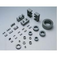 Buy cheap round ferrite magnets with holes from wholesalers