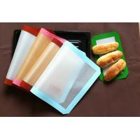 Buy cheap Promotional silpat baking sheets silicone baking sheets mat from wholesalers