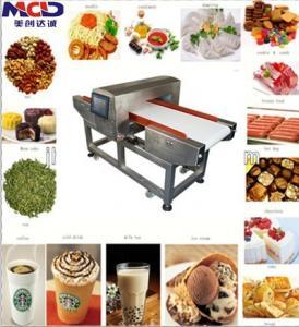 Auto Conveyor Belt Metal Detector For Frozen Food Detecting Manufactures