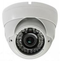 Buy cheap RJ-45 Megapixel HD Dome IP Camera For Home Mobile Surveillance , 1/3 1.3 MP Aptina CMOS from wholesalers