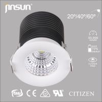 Buy cheap Warm White Fix Recessed LED Spot Downlight 5 Watt With Tridonic Driver from wholesalers
