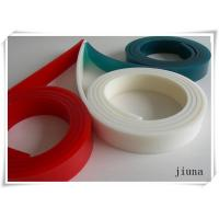 Buy cheap Red / Green Solvent Resistance Squeegee For Screen Printing 4 Meter , Anti-Oil from wholesalers