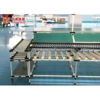 Buy cheap Food Grade Power Roller Conveyor Systems With Wire Mesh Stainless Steel Table from wholesalers