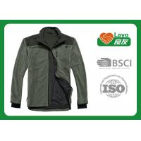 China Military Style Olive Hunting Fleece Clothing OEM / ODM Available on sale