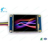 Buy cheap Integrated GPU Font TFT LCD Module 2.4'' USART HMI Intelligent Serial Screen With RTP from wholesalers