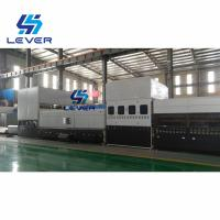 Buy cheap Bi-direction Single & Double Curvature Bending Glass Tempering Furnace for auto side and back lites from wholesalers