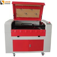 Buy cheap Honzhan HZ-6090 Laser Engraving and Cutting Machine 600*900mm for Acrylic Plastic Cutting from wholesalers